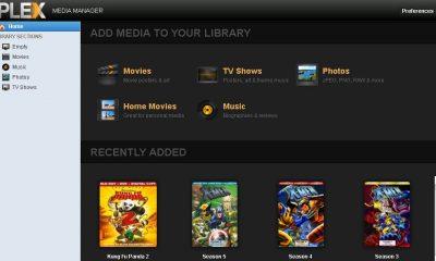 Plex-Media Server